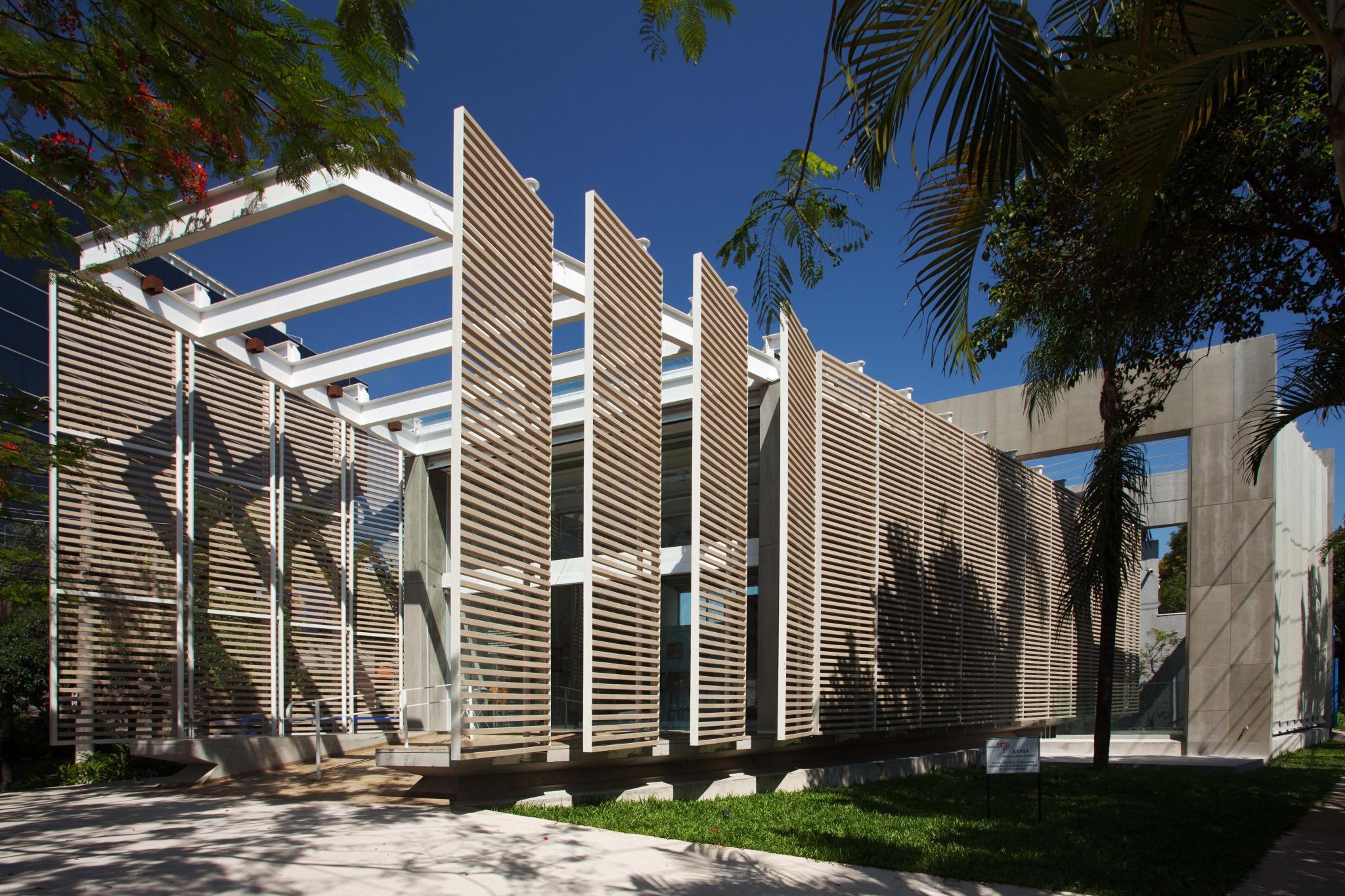 Sao Paulo Musee A Casa Terreal North America