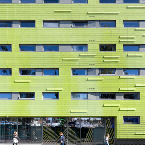 Terracotta is a Sustainable Building Facade Solution