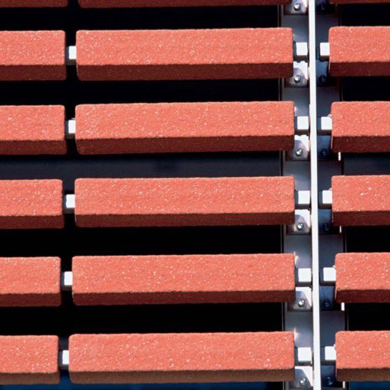 Autan Terracotta Sunscreens Installation Photo