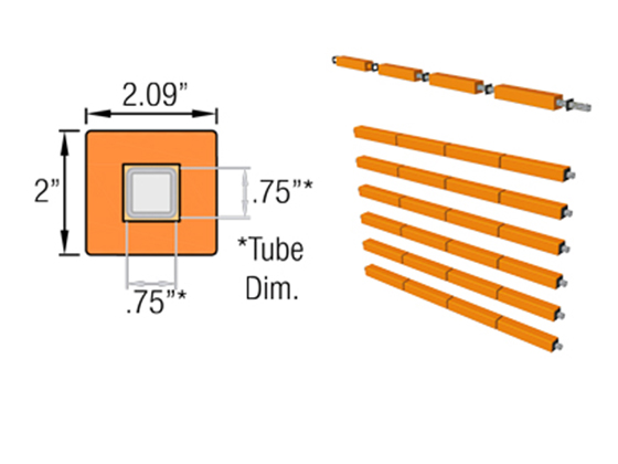 Autan Terracotta Sunscreen Module