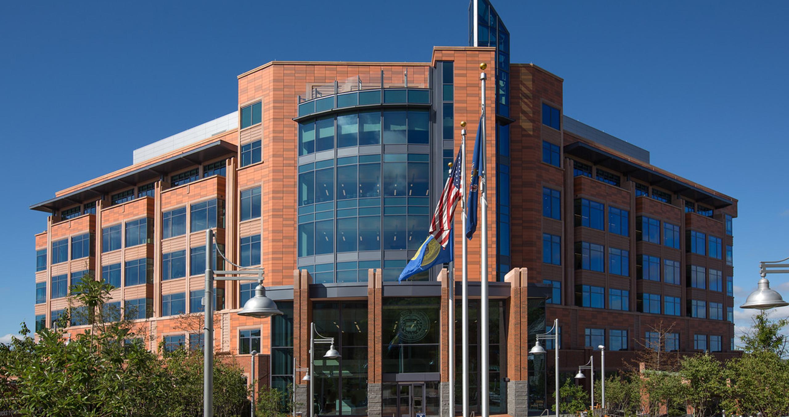 Bucks County Judicial Center Terreal North America