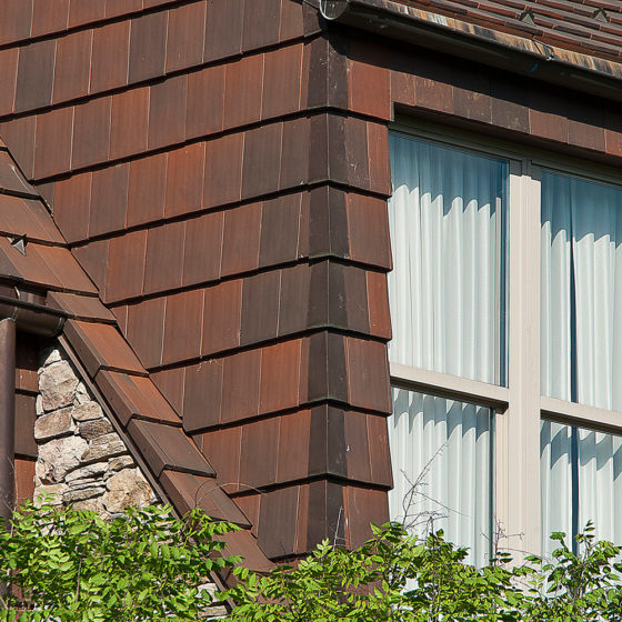 NeXclad Terracotta Cladding Installation Photo