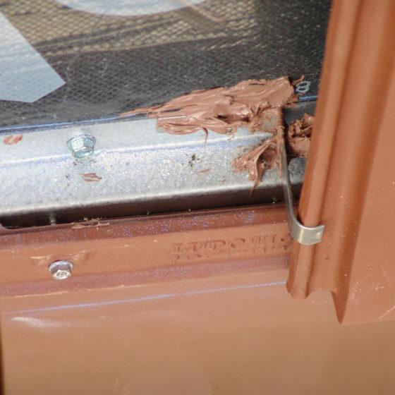 NeXclad Terracotta Cladding Installation Photo
