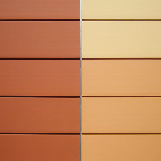 Piterak Terracotta Cladding Installation Photo