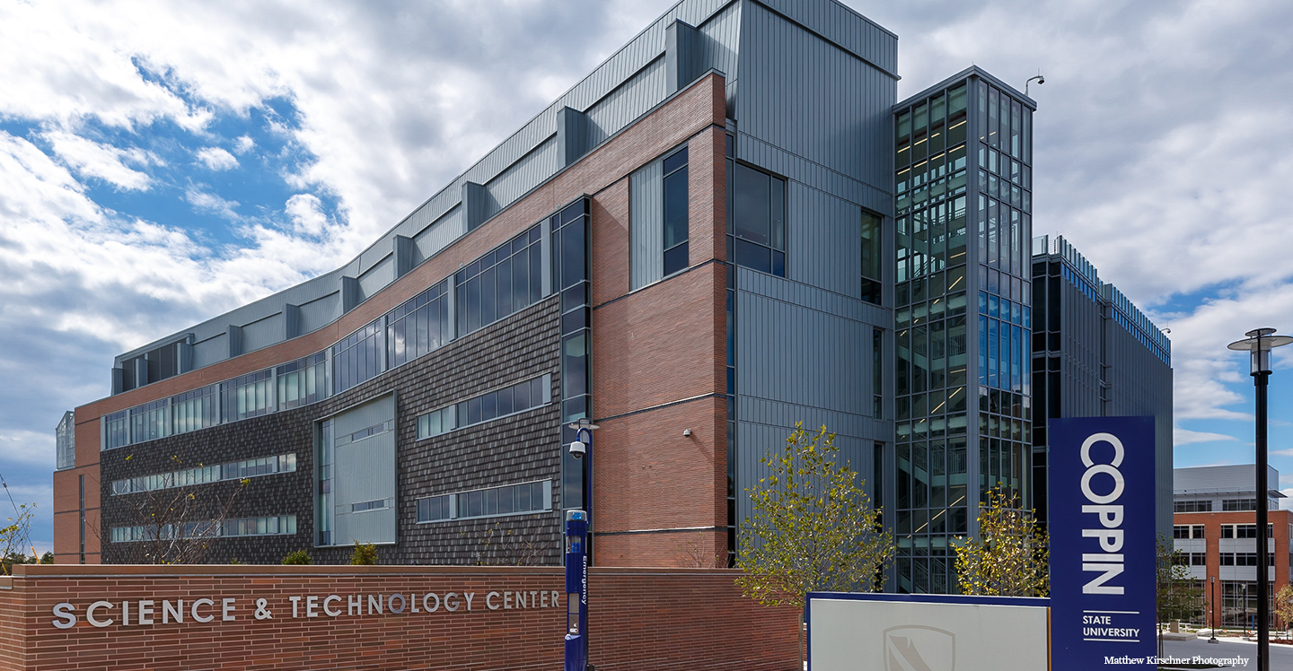 Coppin State University - Science & Technology Building Terreal North America