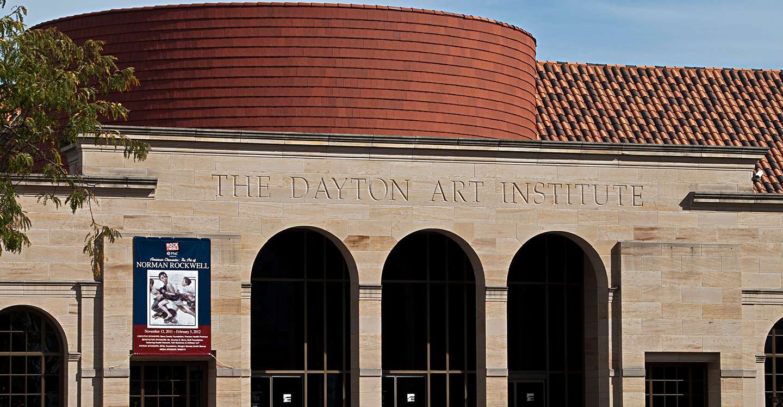 Dayton Art Institute Terreal North America