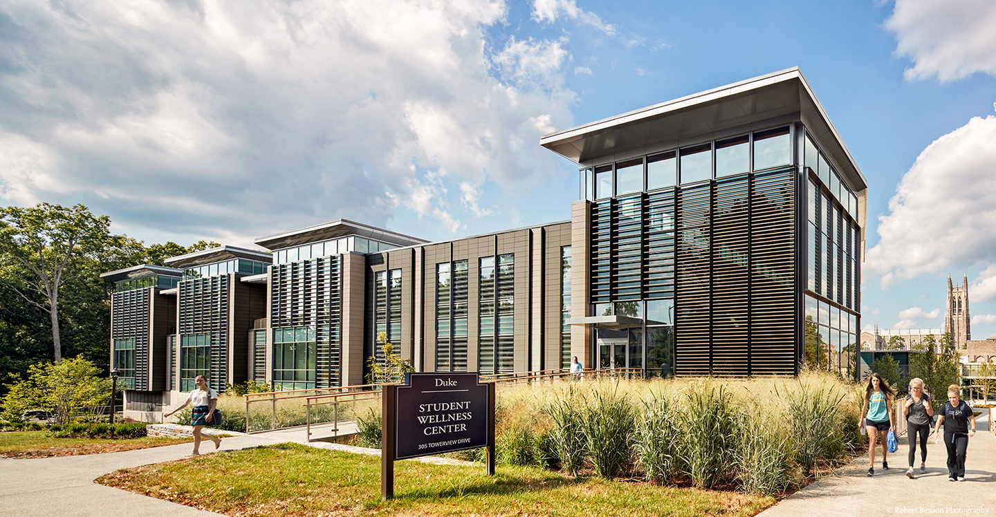 Duke University - Student Wellness Center Terreal North America