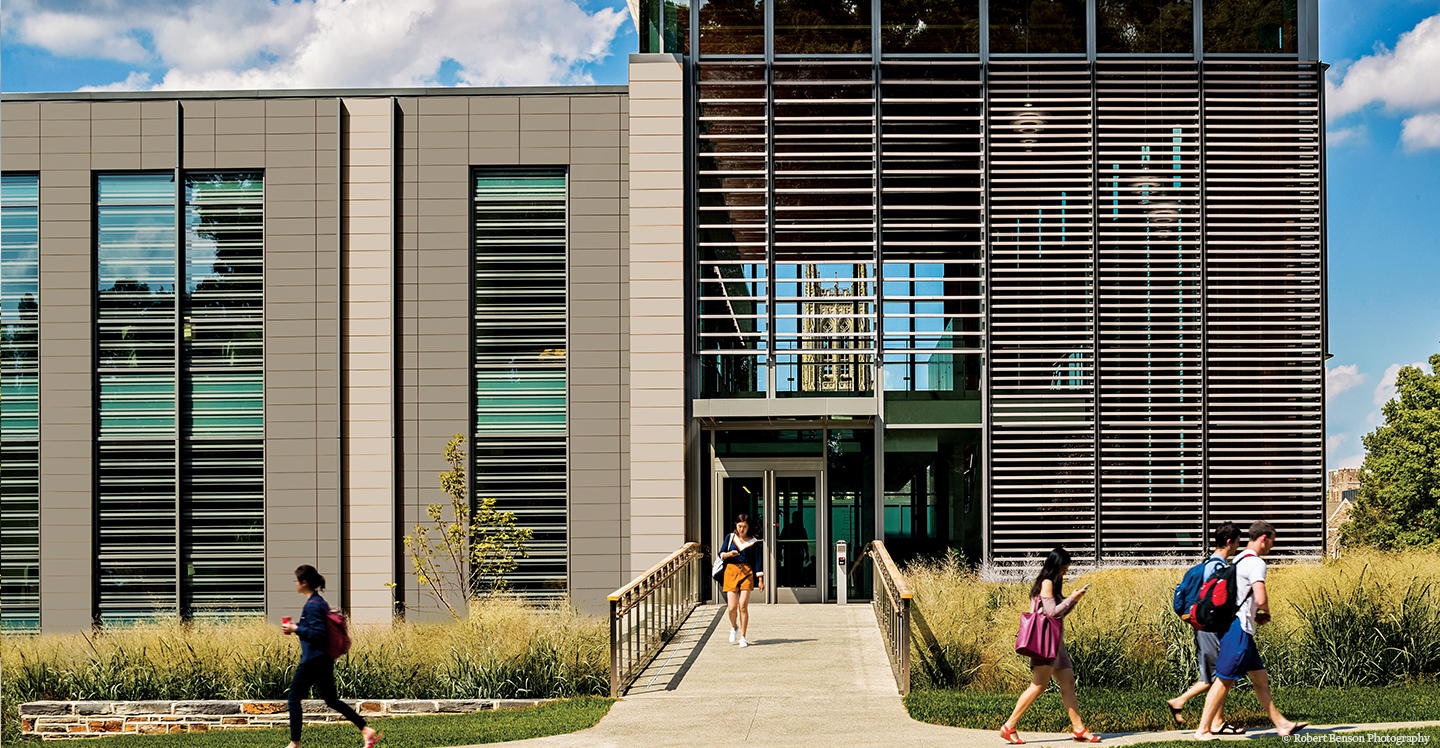 Terreal North America Piterak XS Featured on the Duke University Student Wellness Center