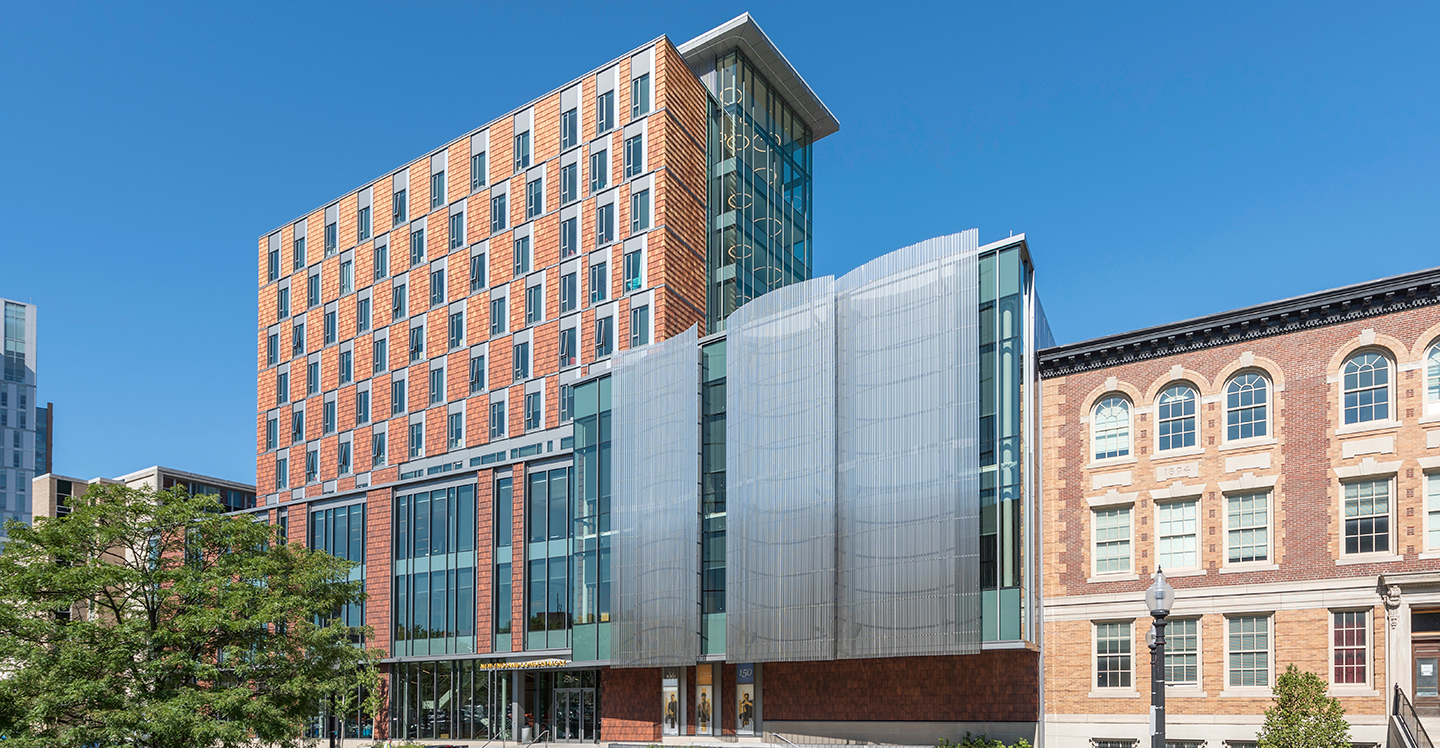 New England Conservatory Student Life and Conservatory Terreal North America