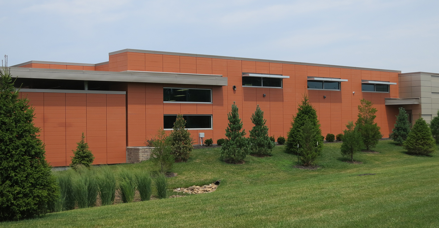 Olathe Technology and Food Production Center Terreal North America