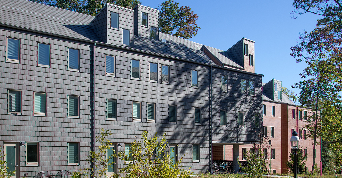 Princeton University - Lakeside Graduate Student Housing Featuring NeXclad Terracotta Cladding