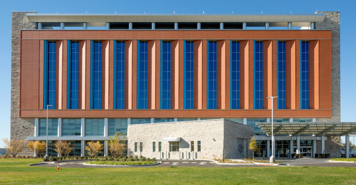 Terreal North America Piterak XS Featured on Riverview Westfield Hospital