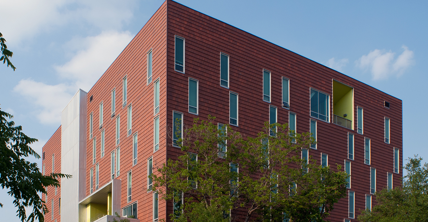 University of Texas - Student Housing Terreal North America