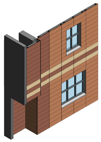 Typical Installation Details for Terreal North America Terracotta Facade Systems